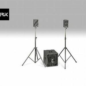 ERJK Liveseries K2 Aktiv Set Stereo
