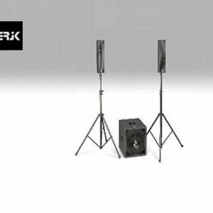 Erjk Liveseries K3 Aktiv Set Stereo