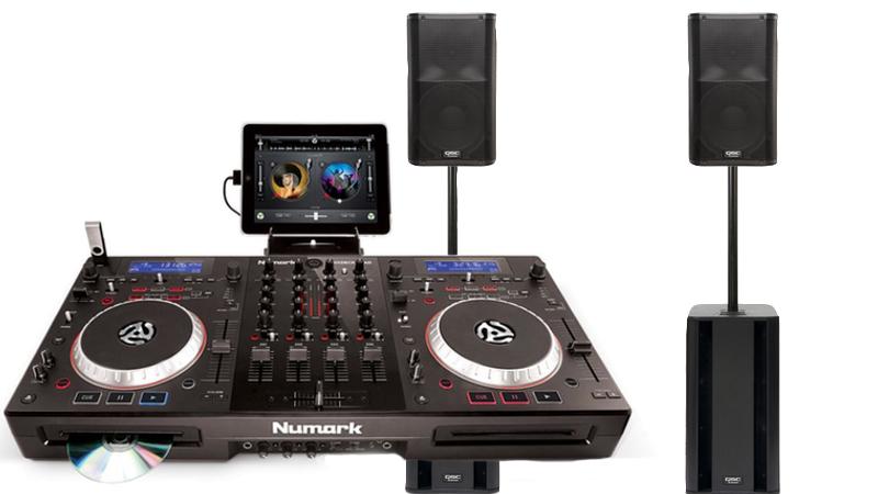 DJ Partypaket