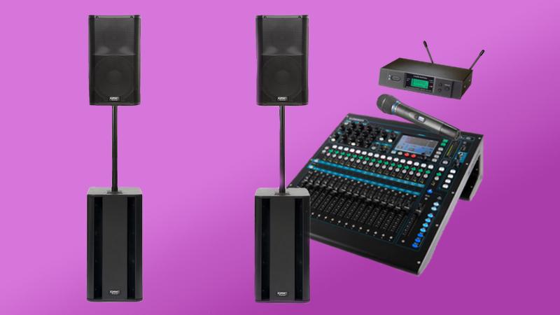 Tontechnikpaket 5